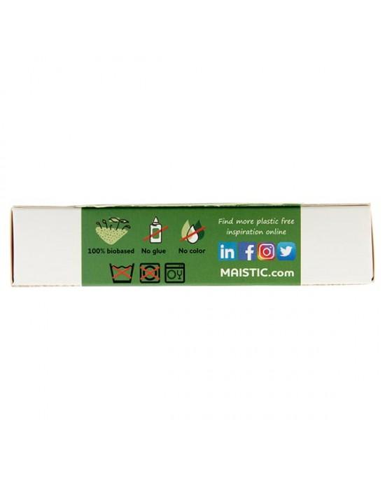 Maistic - PlasticFree Био домакинска гъба за съдове - 1 бр.