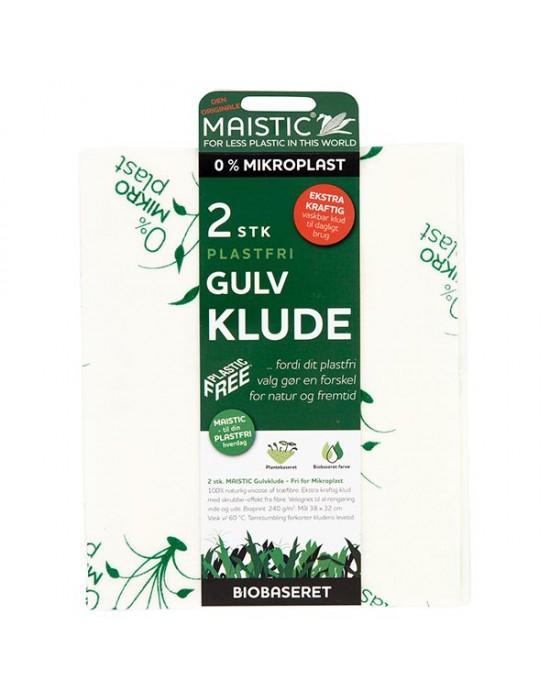 Maistic - MicroplasticFree домакински кърпи XL 38см/48см - 2 бр.