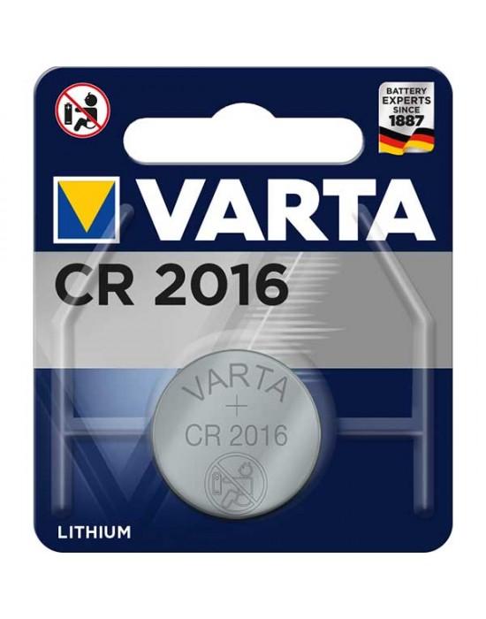 Батерия Varta Electronics Lithium CR 2016