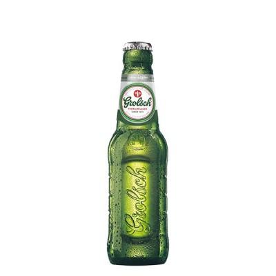 GROLSCH Premium lager bottle 330ml - БИРА ГРОЛШ 330ml