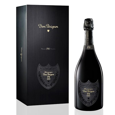 Dom Pérignon P2 2000 75cl Giftbox - Шампанско Dom Pérignon P2 2000 75cl с кутия