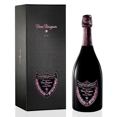 Dom Pérignon Rosé 2005 75cl - Шампанско Dom Pérignon Rosé реколта 2005, в кутия