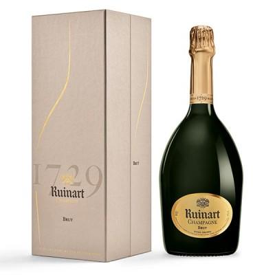 """""""R"""" de Ruinart Brut 75cl - Шампанско Ruinart Brut 0.75L в кутия"""