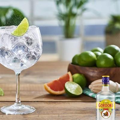 Gordon's London Dry Gin 5cl  - ДЖИН ГОРДЪНС - 0.05Л