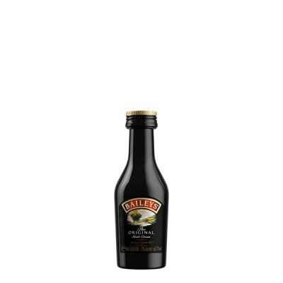 Baileys Original Irish Cream Liqueur 5cl  - ЛИКЬОР БЕЙЛИС - 0.05Л