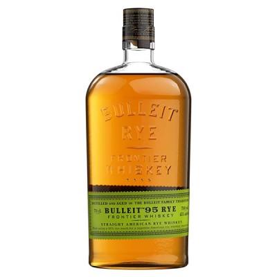 Bulleit Rye Frontier Whisky 70cl  - УИСКИ БУЛЕТ РЪЖЕНО 0.70Л