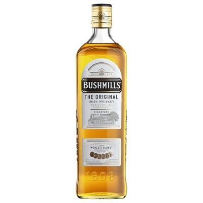 Bushmills Original Irish whisky 70cl - УИСКИ БУШМИЛС - 0.70Л