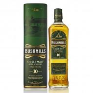 Bushmills 10 Year Old Single Malt Irish Whiskey 70cl - УИСКИ БУШМИЛС МАЛТ 10YO - 0.70Л