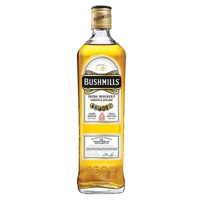 Bushmills Original Irish Whisky 100cl - УИСКИ БУШМИЛС  - 1.00Л