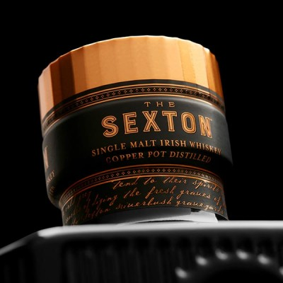 Sexton Whisky 70cl - УИСКИ СЕКСТЪН 0.7