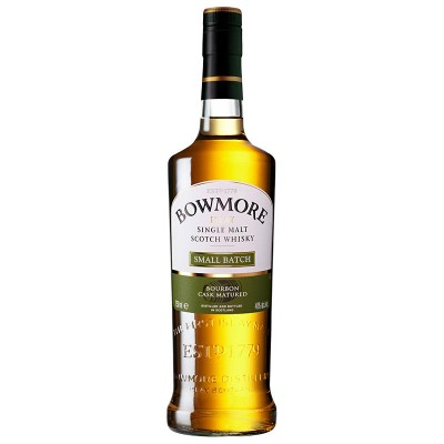 Bowmore - БАУМОР SMALL BATCH СИНГЪЛ МАЛЦ 40% 0.7L