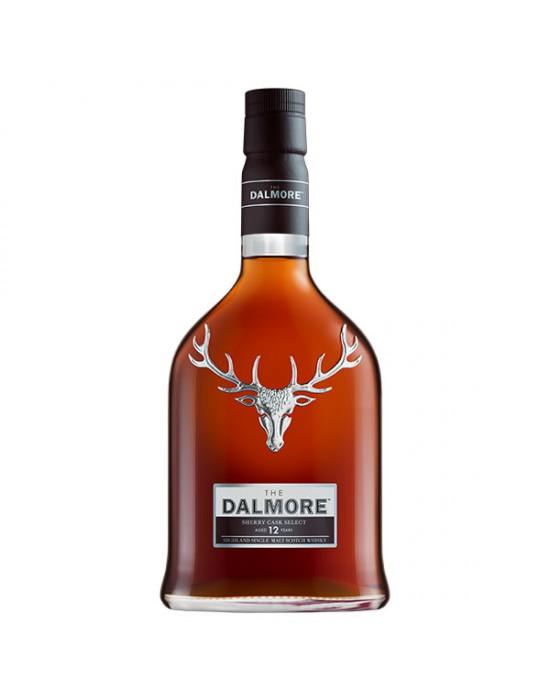 THE DALMORE 12 YO SHERRY CASK SELECT 43% 0.7 л