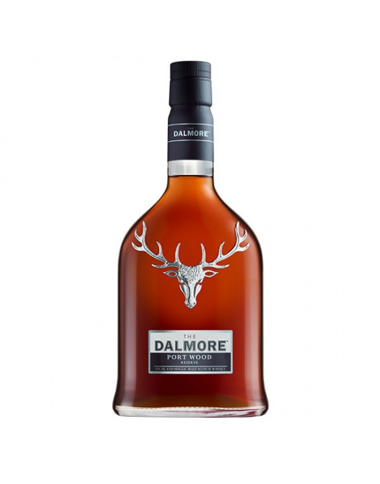 THE DALMORE PORT WOOD RESERVE 46,5% 0.7 л