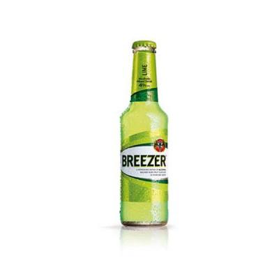 BACARDI BREEZER Lime /  Лайм 4% 275 ml
