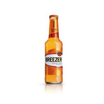 BACARDI BREEZER Orange / Портокал 4% 275 ml