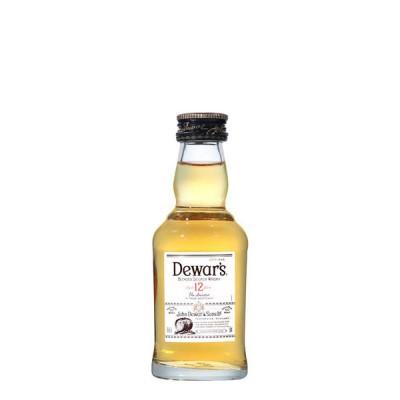 Dewar`s 12 year old 40% 50 ml