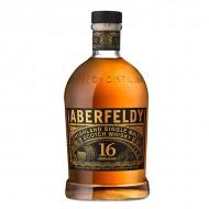Aberfeldy 16 year old single malt whisky 40% 0,7 L