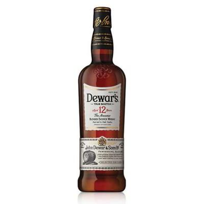 Dewar`s 12 year old 40% 0,7 L