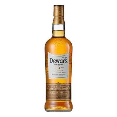 Dewar`s 15 year old 40% 0,7 L