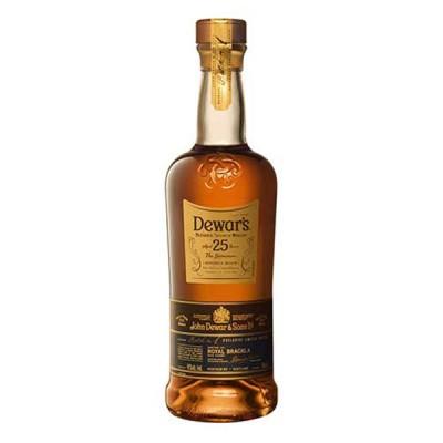 Dewar`s 25 year old 40% 0,7 L