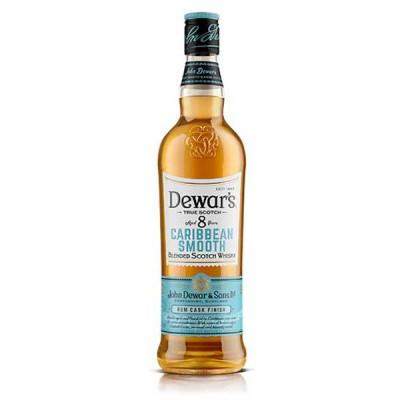 Dewar`s Caribbean 8 year old 40%  0,7 L