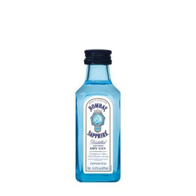 Bombay Sapphire 47% 50 ml