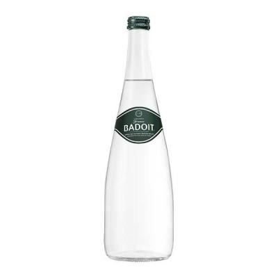 BADOIT Естествено газирана минерална вода -бутилка стъкло 0,75 L