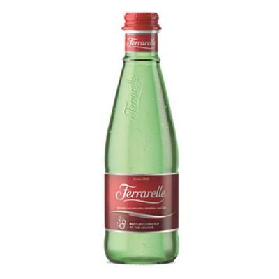 FERRARELLE Естествено газирана минерална вода -бутилка стъкло 330 ml