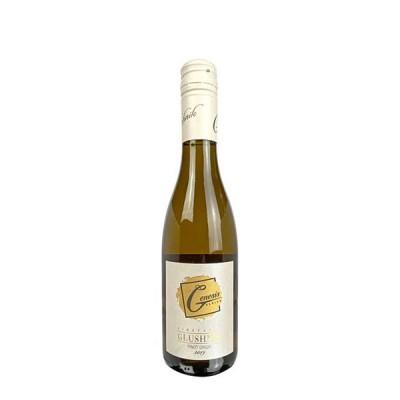 GLUSHNIK Вино Генезис 2019 Пино Гриджо 0.375 L