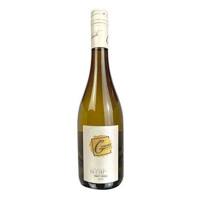 GLUSHNIK Вино Генезис 2019 Пино Гриджо 0.75 L