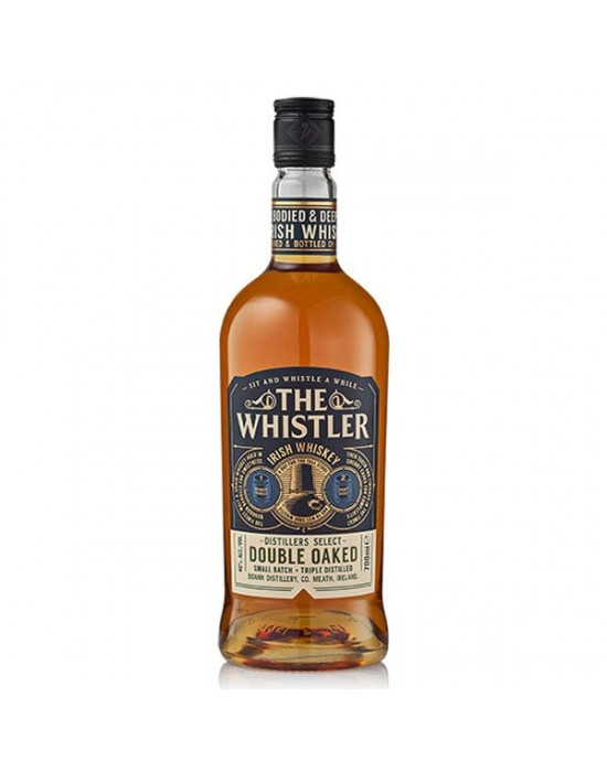 The Whistler Double Oaked - УИСКИ УИСЛЪР ДЪБЪЛ ОАК 40%  0.7 л