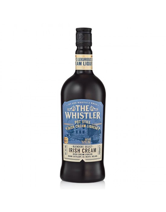 The Whistler Irish Cream - ЛИКЬОР УИСЛЪР АЙРИШ КРИЙМ 20% 0.7 л