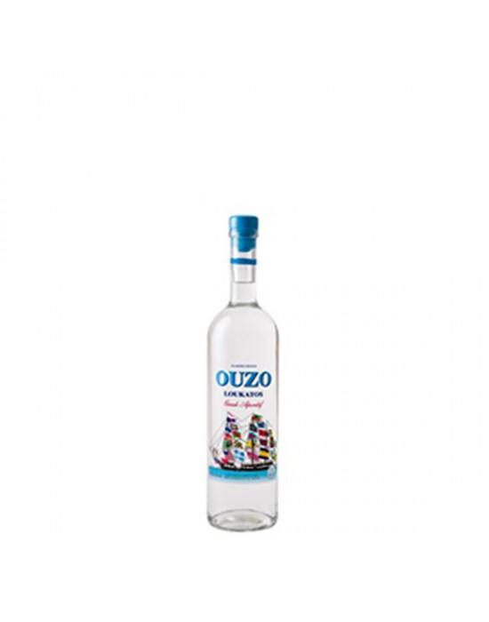 Узо Лукатос 200 ml