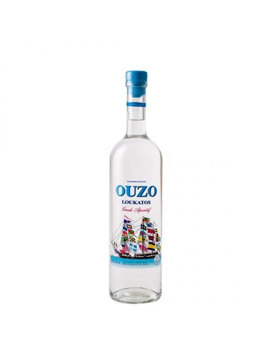 Узо Лукатос 700 ml