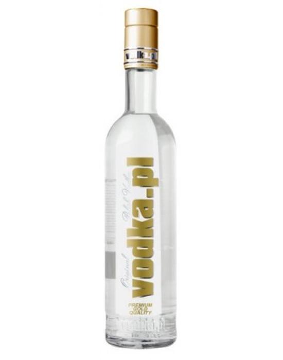 Водка PL Gold - 700 ml - ръжена