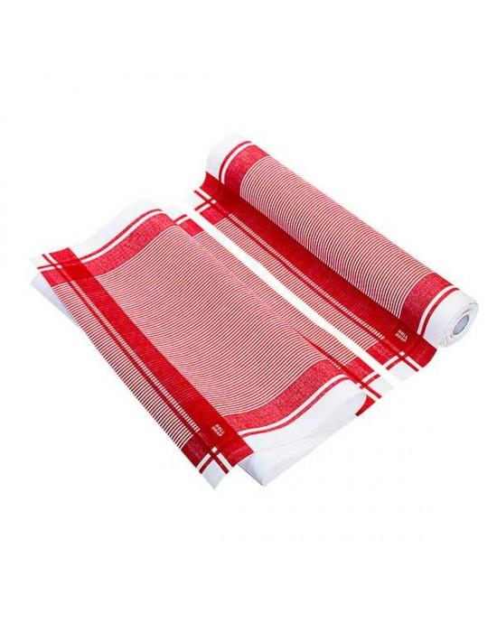 Антибактериална полираща кърпа червена - 40/64см