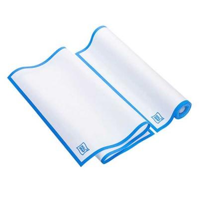 Antibacterial polishing cloth white- 40/64cm