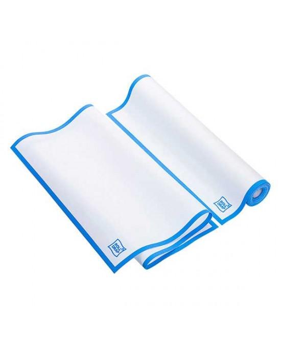 Антибактериална полираща кърпа бяла - 40/64см