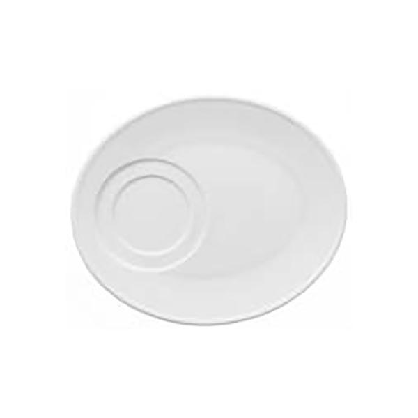Brasserie Saucer Oval Ø 21cm