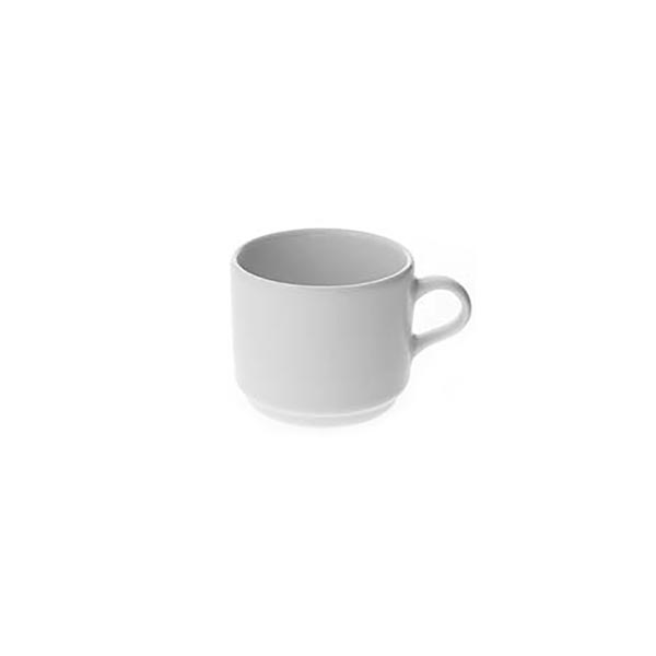 Ariane Brasserie tea/coffee cup 220ml stackble