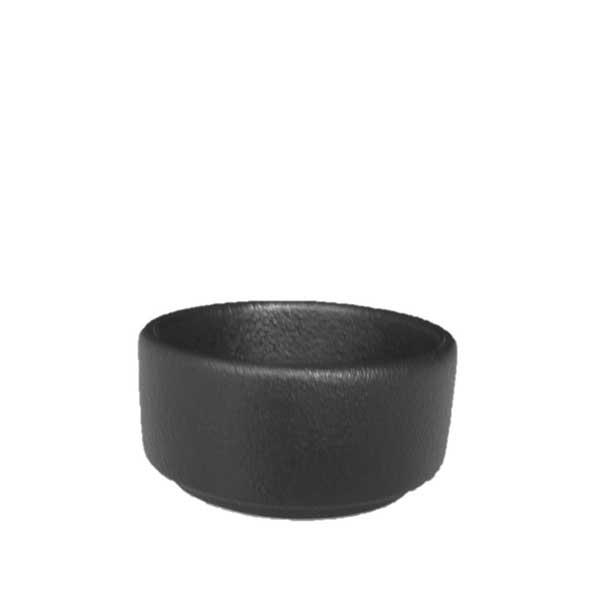 Black Dazzle Vital Bowl Ø9cm