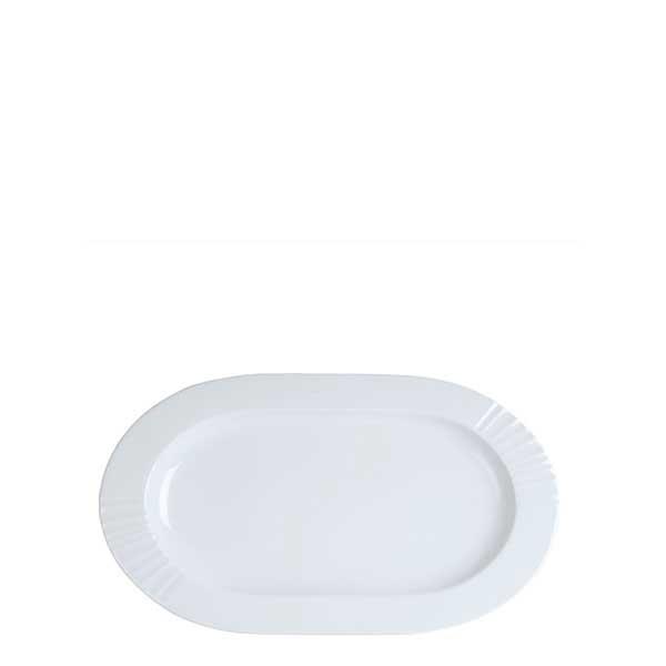 Frame Oval Plate 22cm