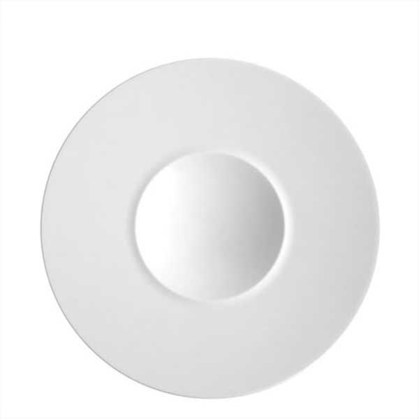 Prime Gourmet deep Plate Ø28cm