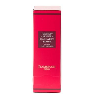 Dammann - Билков чай – Carcadet Samba – 24 сашета