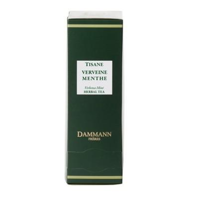 Dammann - Билков чай – Вербена и Мента – 24 сашета