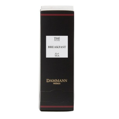 Dammann - Черен чай – Breakfast – 24 сашета