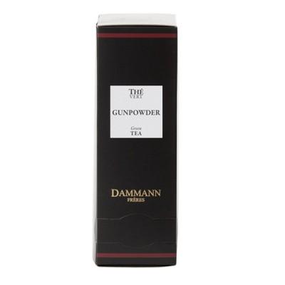 Dammann - Зелен чай – Gunpowder – 24 сашета