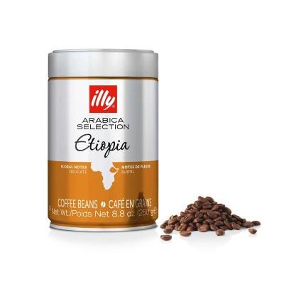 illy кафе на зърна – Arabica Selection Етиопия – 250 гр