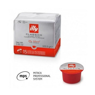 illy капсули – MPS Classico – 15 бр.