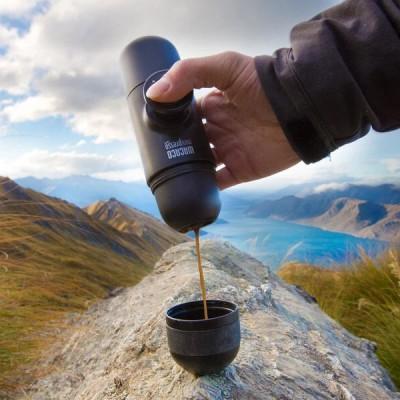 Wacaco - Minipreso GR - Преносима портативна машина за еспресо - мляно кафе